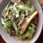 Sprout & Chicken Salad at Pickle & I