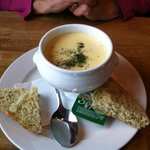 the House fish soup