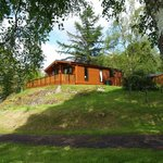 Oak Lodge at Killin Highland Lodges