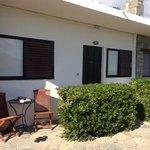 exterior - apartment 11