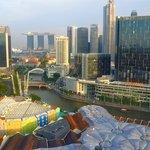 22nd floor view