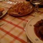 grigliata mista di carne e carne di cavallo