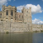 Moat and Castle