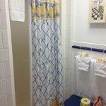 Room 12 bathroom- shower