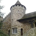 our tower accommodation