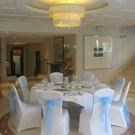 Room hire available for functions