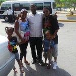 Airport transfer- Carlton and Family