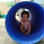 Baby tunnel