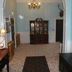 Tastefully decorated in keeping with the history of this Mansion House