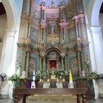 Altar principal.