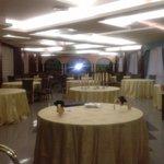 Salone living e ristorante