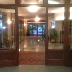 Ingresso hotel ( dall'interno )