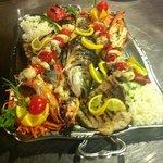 grigliata di pesce