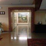 Un interno dell'hotel.