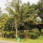 Na Thai Resort von aussen