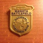 Junior Ranger ranger badge