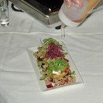 Beet Salad was sweet