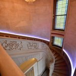 the funky staircase