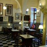 Bar Giralda...wonderful interior and great breakfast