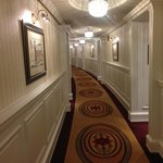 REDRUM!!  JK,  great halls...
