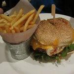 mega burger