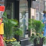 Wellcoming Sculptures