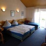 Hotel Zur Wasserburg Foto