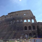 A beleza e a imponência do Coliseu