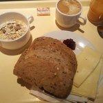 Beispielfrühstück