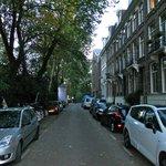 Vondel View's street