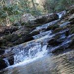 Sugar creek 1 mile