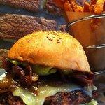Foto van Le Gourmet Burger