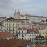Une colline de Lisbonne