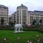 Plaza de los Mártires, Ciudad de Luxemburgo, Luxemburgo.