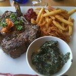 Beef Rib Chop