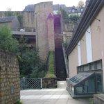 Ciudadela de Espíritu Santo, Ciudad de Luxemburgo, Luxemburgo.