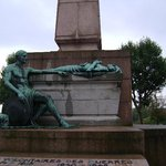 Monumento de la Solidaridad Nacional, Ciudad de Luxemburgo, Luxemburgo.