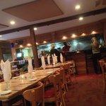 Inside dinning