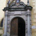 Iglesia de San Miguel, Ciudad de Luxemburgo, Luxemburgo.