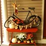 Welcoming Fall Decor