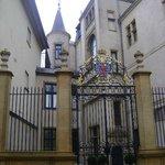 Palacio de los Grandes Duques, Ciudad de Luxemburgo, Luxemburgo.