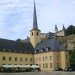 Abadía de Neumünster, Ciudad de Luxemburgo, Luxemburgo.