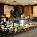 Sydney CBD Salad Bar