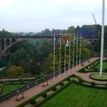 Puente Adolfo, Ciudad de Luxemburgo, Luxemburgo.