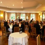 Chateau la Cheneviere group dinner