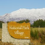 Entry into National Park village