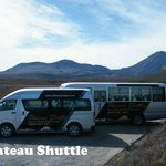 Tongariro Crossing shuttles