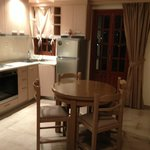 Fully equipped kitchenette and dining