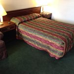 Sherwood Motel Room