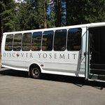 Our Tour Bus!